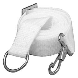 Taylor Made Products 2000 White Marine Adjustable Tie-Down S