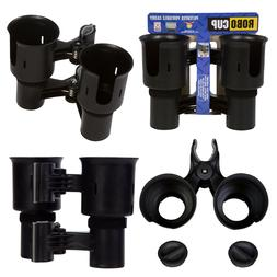 ROBOCUP CLAMP ON HOLDER CADDY DRINK/CUP/BOAT/FISHING POLES/G
