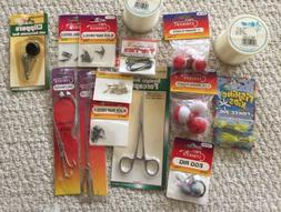 Fishing Equipment- Hooks, Lines, Weights And More