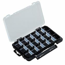 ** MEIHO Light Game case J Lure, Worm Box Clear / Black