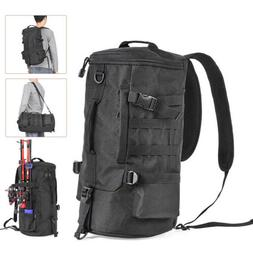 Outdoor Backpack Men and Women Military Fans Large Capacity