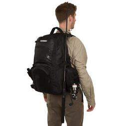 Spiderwire Tackle Backpack, Fishing Rod Carry System Adjusta
