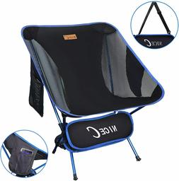 NiceC Ultralight Portable Folding Backpacking Camping Chair