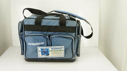 SHIMANO VERTICAL 8 STACK TACKLE BAG Unused but As-Is ~ One B